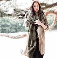 Dames sjaal Warm Winter